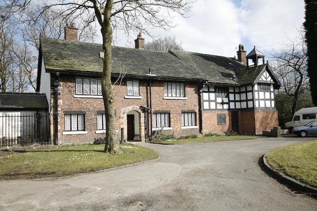 Clayton Hall: once home to the Byron family and  the Chetham brothers
