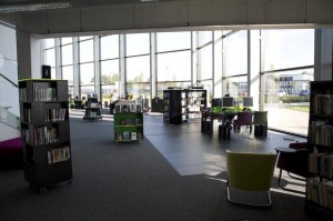 Beswick Library: something for all ages and abilities