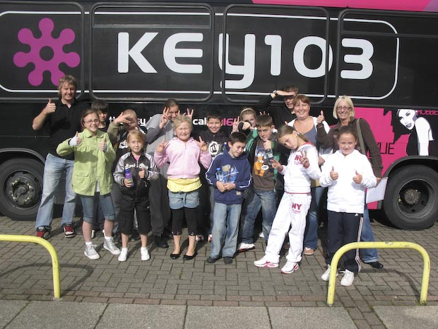 Well done to the jingle team and thanks to Key 103!
