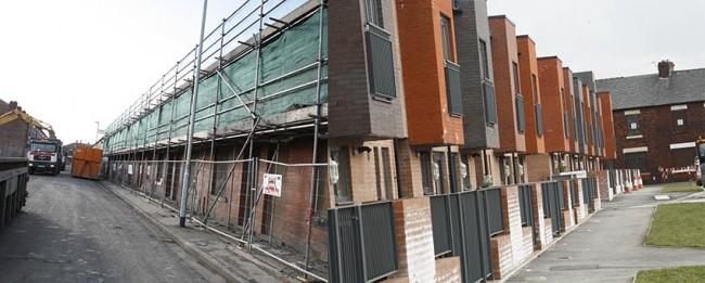 New homes for old in the Toxteth Street area