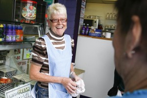 """Dorothy Lees: """"It'll be one of Mancester's best markets again."""""""