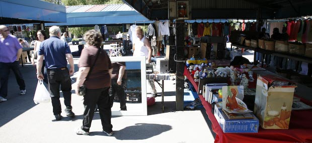 Gray Mare Lane Market: pretty much everything