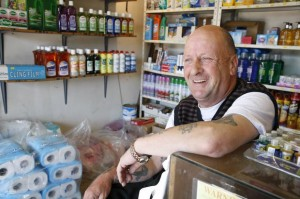 Gilly Brierley: the same customers for 15 years