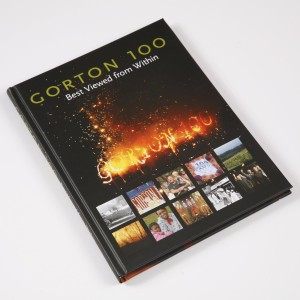 Out on the 27th March: the Gorton 100 celebration book