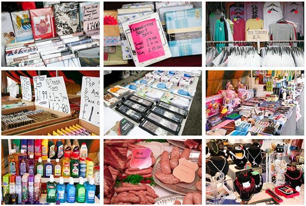 Newton Heath Market