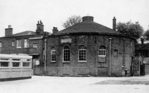 The original Round House on Every Street in Ancoats